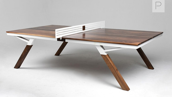 Woolsey Ping Pong Table by Sean Woolsey