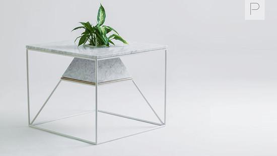 Sputnik-5 Coffee Table by Maxim Scherbakov