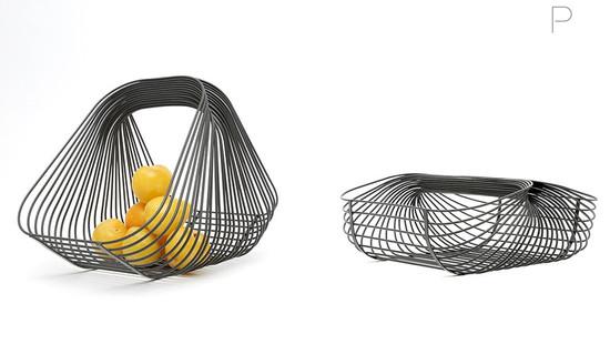 Sur le Fil Basket by Studio BrichetZiegler