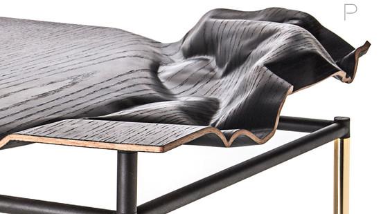 Smashed Coffee Table by Cozi Studio