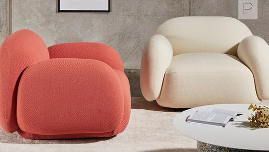 Sundae Lounges by Jason Ju for DesignByThem