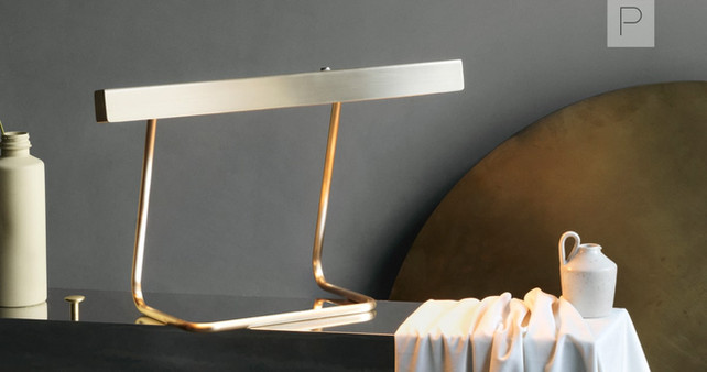 T Model Lamp by Anour