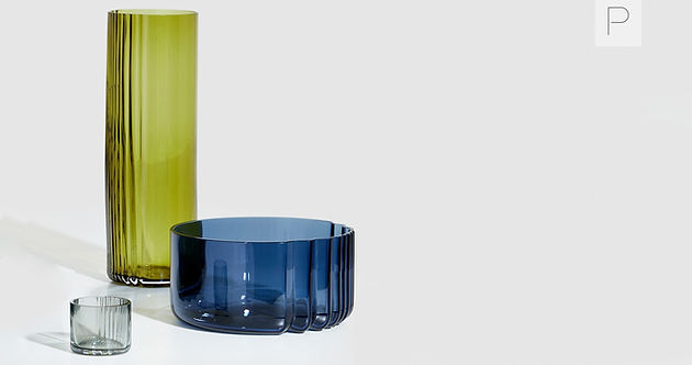 Pulse Glassware Collection by Zaha Hadid Design   Prodeez