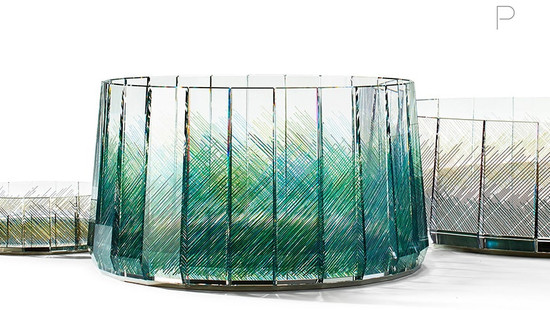 Crystal Collection by Raw Edges for Swarovski