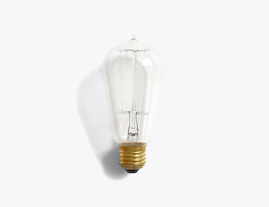 EDISON ANTIQUE - LIGHT BULB