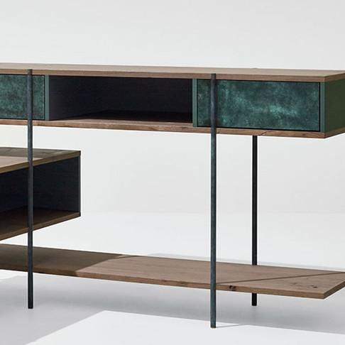 Pivot Collection by Giacomo Moor for SEM (Spotti Edizioni Milano)
