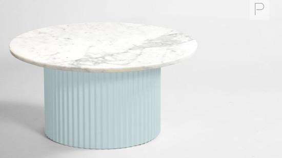 Ridge Table by Beeline Design