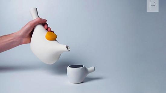 Birdy by Matthieu Muller