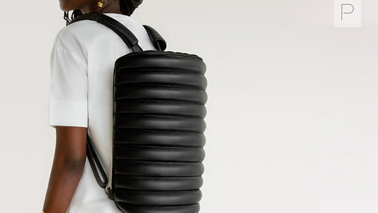 Down Backpack by Panter & Tourron