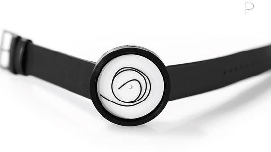 Ora Unica Wristwatch by Denis Guidone for Nava Design