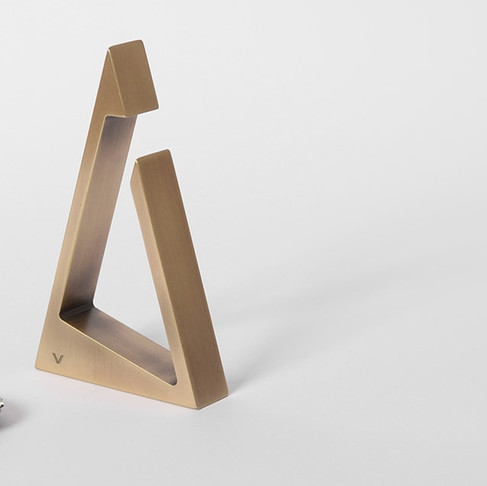 Triangle Bottle Opener by VAU Products