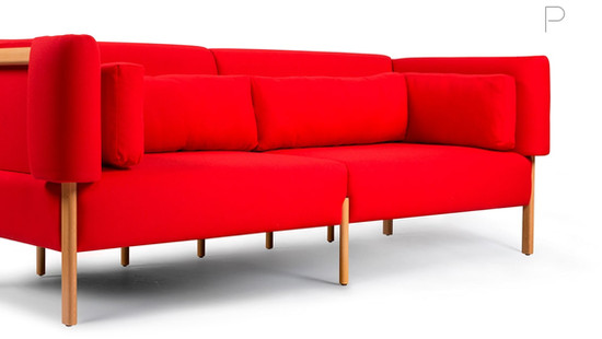COD Sofa by Filipa Aguiar & João Pereira for Porventura