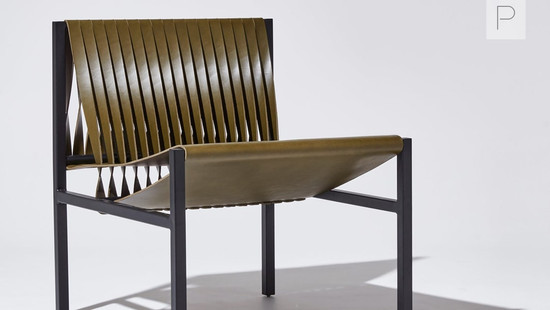 DL Chair by GibsonKarlo & Dion Lee for DesignByThem