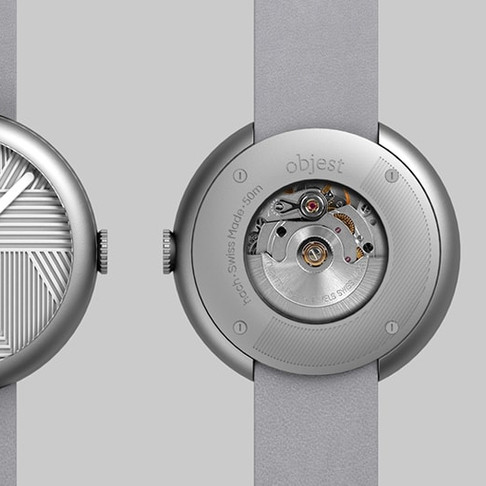 Objest Watches by Jared Mankelow
