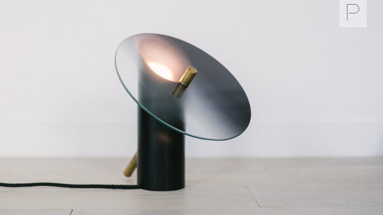 Tinge Lamp by Jacob Starley
