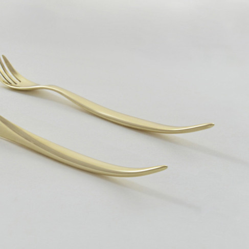 Flatware by George Riding