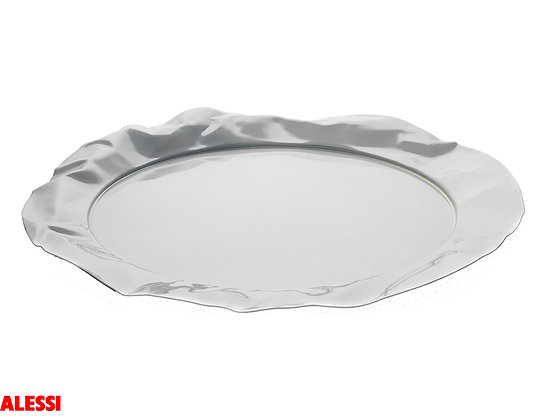 Foix White Tray by Lluis Clotet