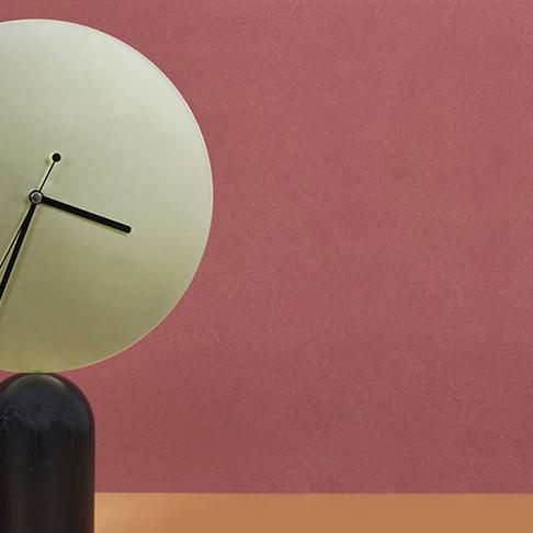 Nimbe Clock by AC/AL for ENO studio