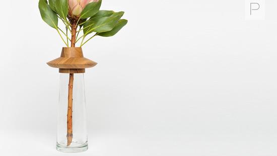 Ufological Vase by Tsaruk Igor & Ahmadova Marina