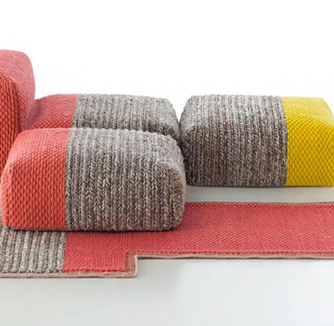 Mangas Space Collection by Patricia Urquiola for Gan