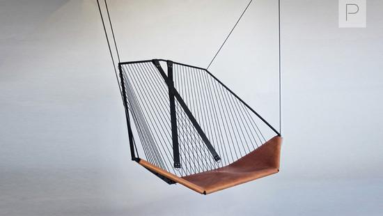 Solo Cello Chair by  Félix Guyon