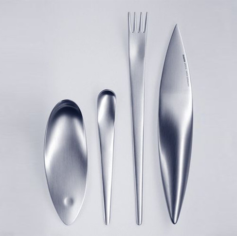 Mono Tools Cutlery Set by Michael Schneider for Mono