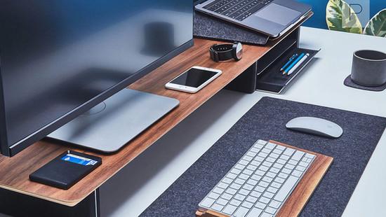 The Desk Shelf System by Grovemade