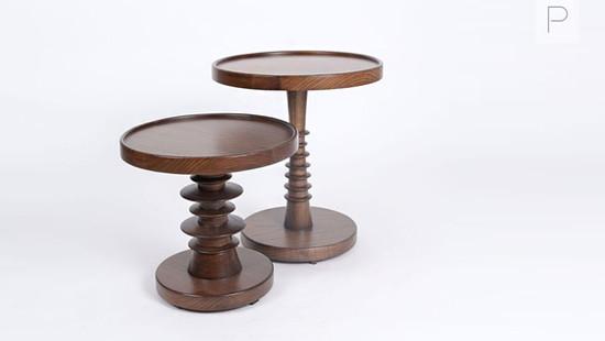 Torno Nesting Tables by Albero