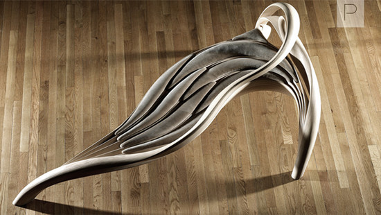 Enignum Two Seater by Joseph Walsh