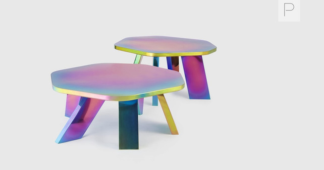 Iridescent Collection by HATSU
