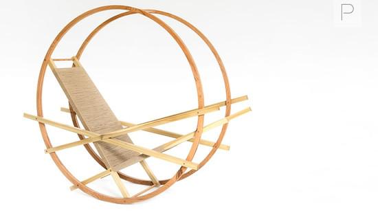 Rock 'n' Roll Chair by Fadi Sarieddine