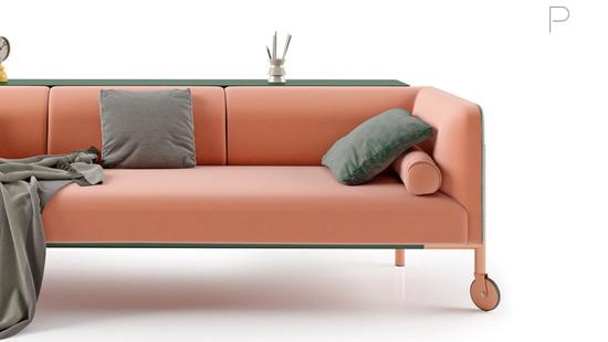Valet by LeviSarha Studio for La Manufacture du Design