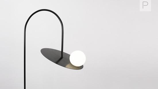 The Edge Lamp by Fountain Studio