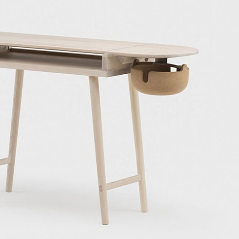 Companions Writing Desk by Studioilse for De La Espada