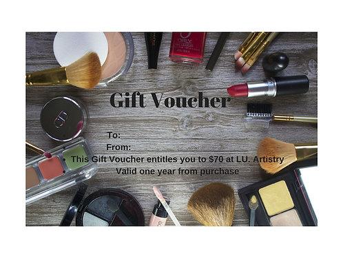 Gift Voucher $70