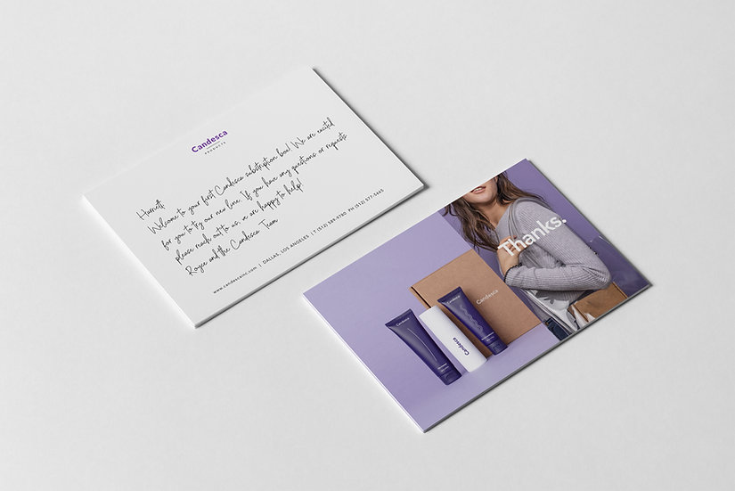 Monthly Handwritten Note Package