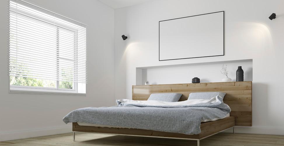 luminosa camera da letto