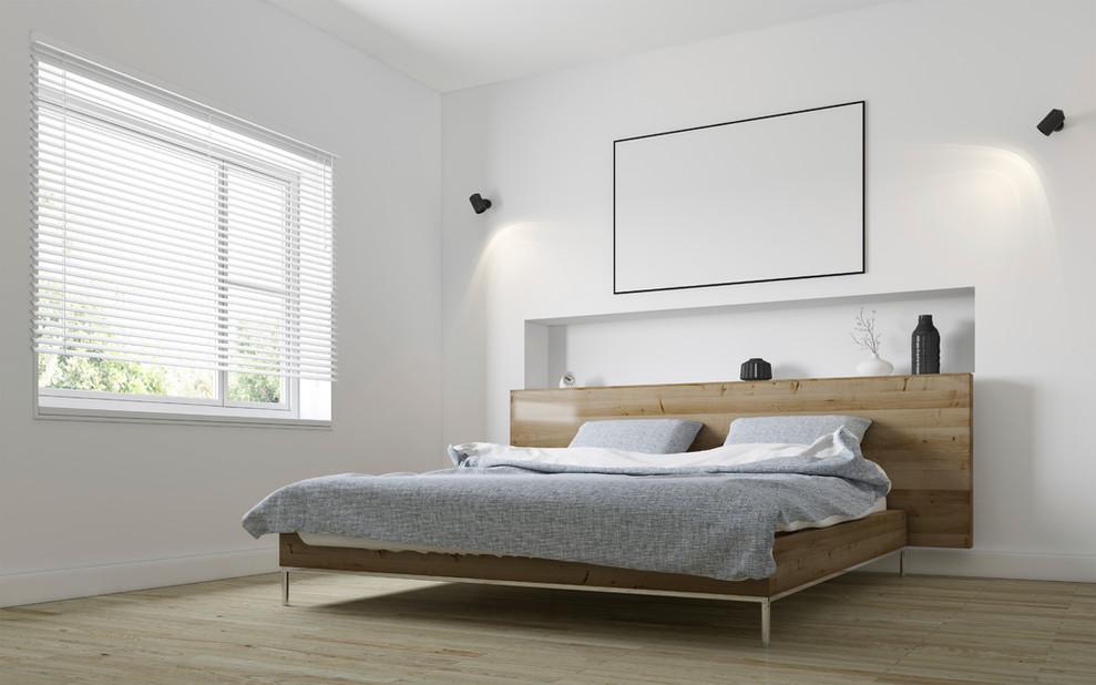 Bright Bedroom