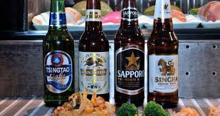 Cervezas Japonesas