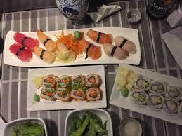 Sushi al estilo W