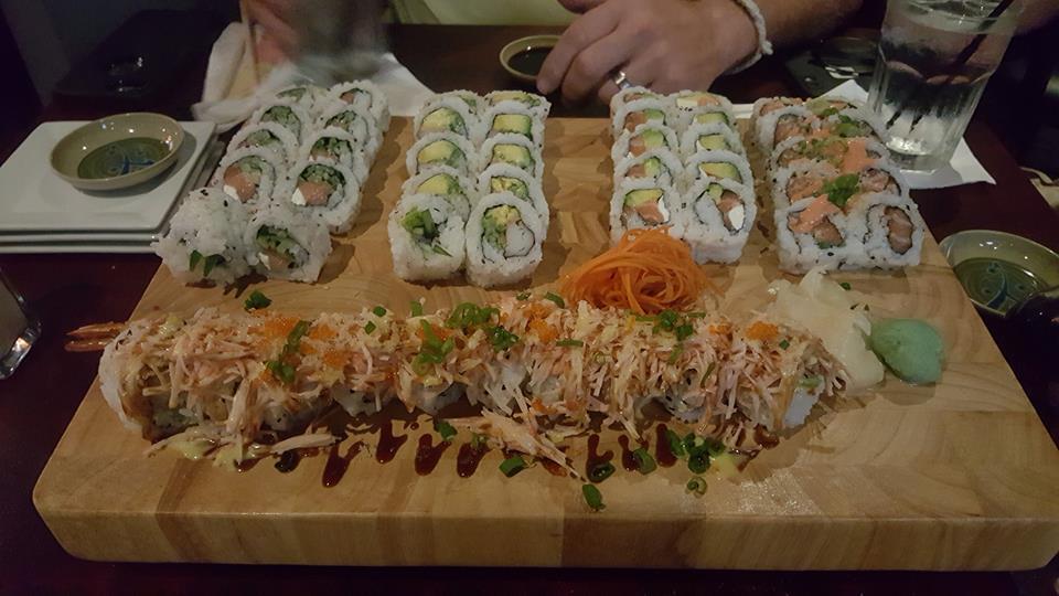 Orden de Sushi
