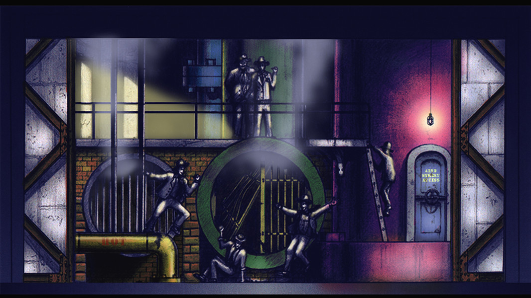 Guys & Dolls (Sewers Concept)