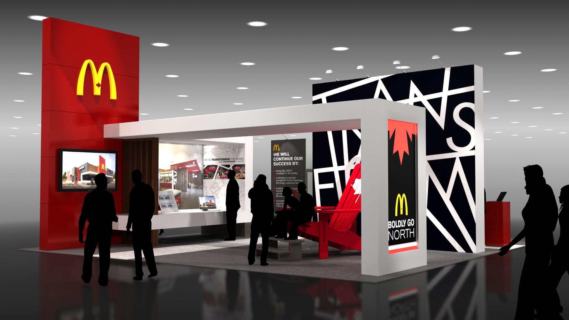McDonald's Canada @ McDonald's Worldwide 2012