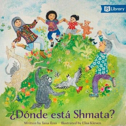 shmata cover