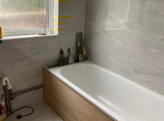 BathroomRefurbishment - Park Royal, London, NW10