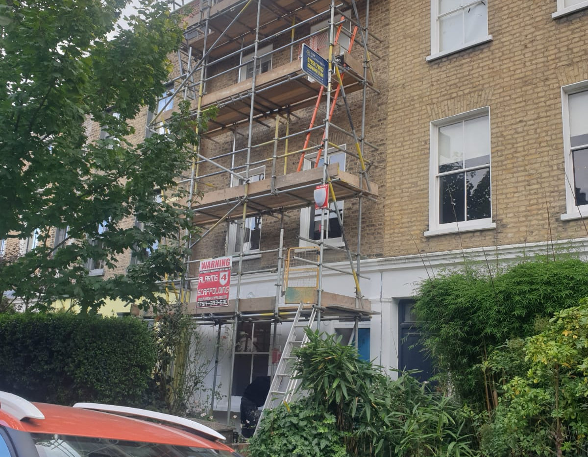 Front House Refurbishment - Kentish Town, London,NW5