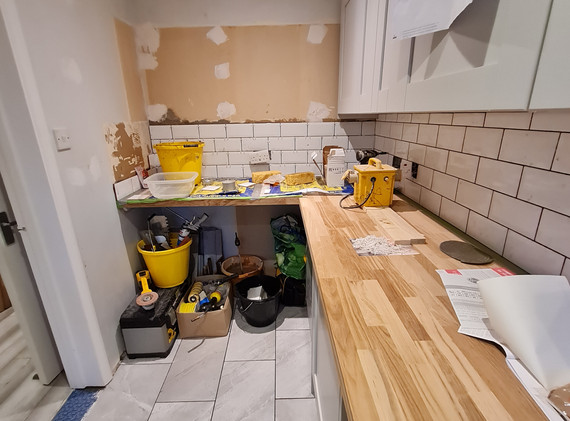 Full Kitchen Refurbishemnt - Welwyn Garden