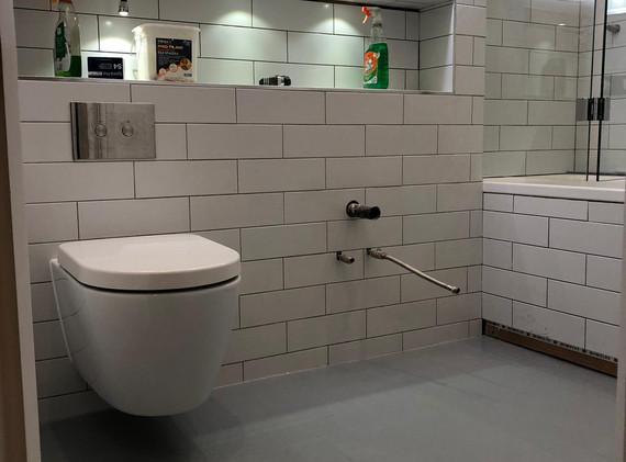 Full Bathroom Refurbishemnt - Barbican, EC1A