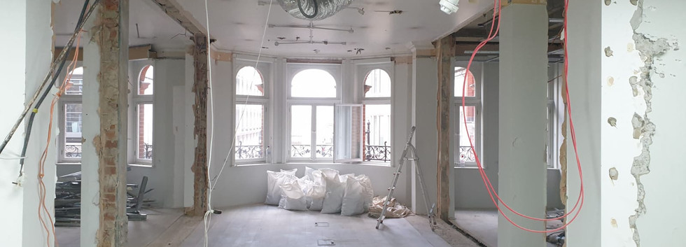 Green Park - Office Refurbishment