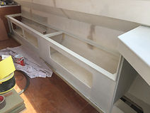 CUPBOARD PAINTING